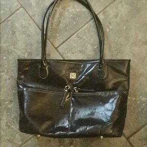 Gianni Bernini Large Leather 👜 Handbag ⬇️💵👀⤵️